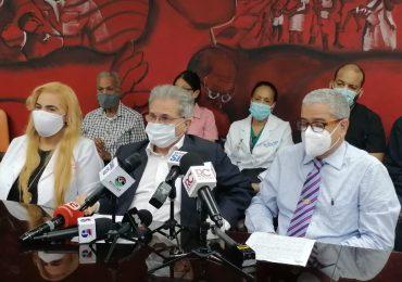 VIDEO | Médicos ratifican paro de 48 horas en hospitales públicos; 11 millones de dominicanos serán afectados