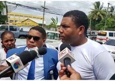 Video | Se entrega motorista transportó al cabo de la PN disparó a arquitecta Leslie Rosado