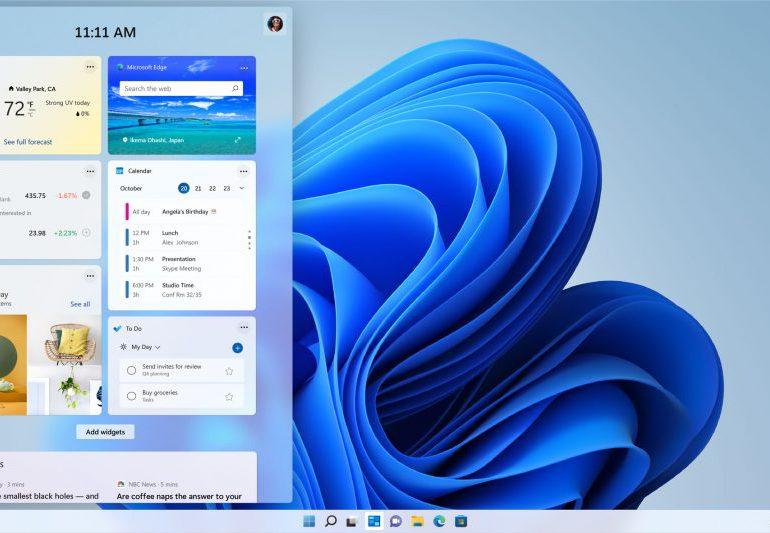 "Microsoft lanza nuevo sistema operativo ""Windows 11"""