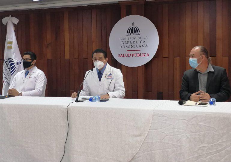 VIDEO   Coronavirus RD   Baja porcentaje de hospitalización e incrementa ventilación asistida