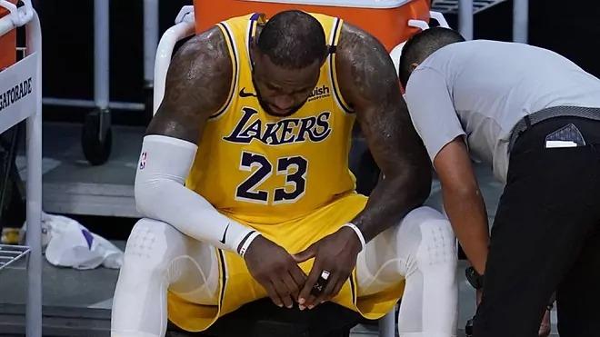 LeBron James recibe cero votos de directivos de la NBA para ser el MVP de la temporada