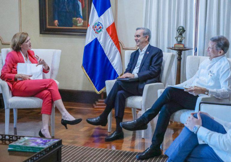 Gobiernos de EE.UU y RD realizan segundo diálogo bilateral sobre reformas institucionales