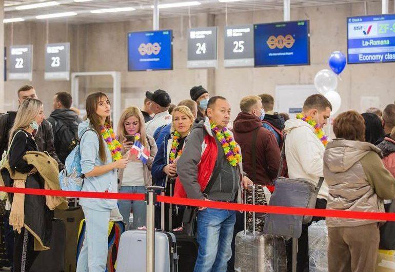 Inauguran conexión aérea entre RD y la ciudad rusa de Ufa