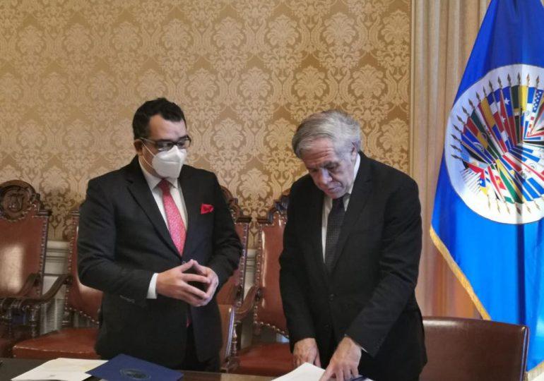 JCE y OEA firman acuerdo para ejecución del proyecto de implementación de normas ISO