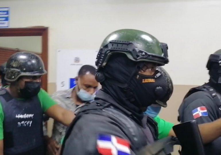 Tribunal impone coerción a 23 imputados en Caso Falcón