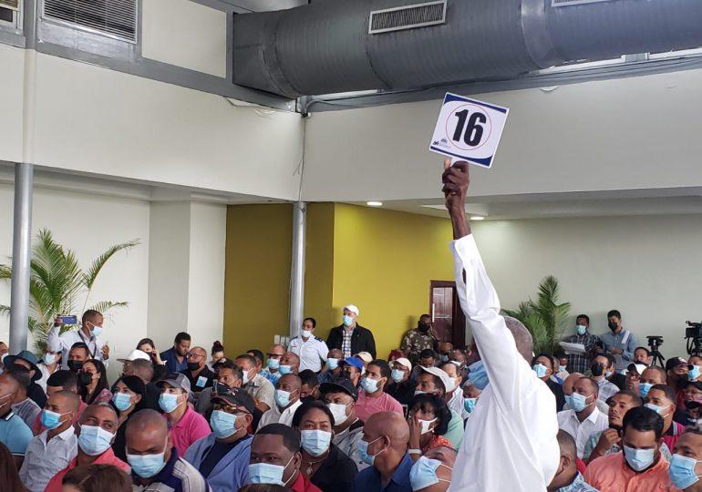 VIDEO   JCE participa en subasta organizada por Bienes Nacionales