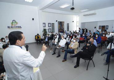 MSP resalta atención de la población en salud del gobierno para enfrentar el COVID-19