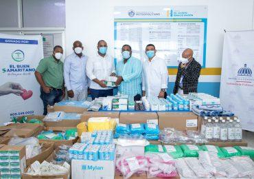 Gabinete de Política Social dona más de RD$20 millones en medicinas a hospitales en SD y San Cristóbal