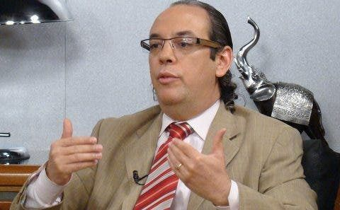 Eduardo Jorge Prats acusa a Quique Antún y al PRSC de querer dar golpe de estado macroeconómico