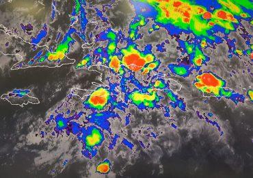 Onamet pronostica condiciones de lluvias para toda la semana