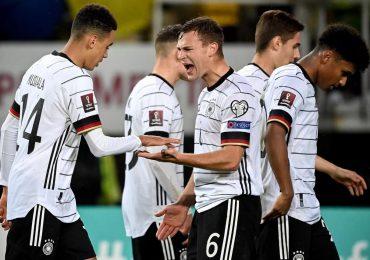Alemania logra primera clasificación para el Mundial de Catar 2022
