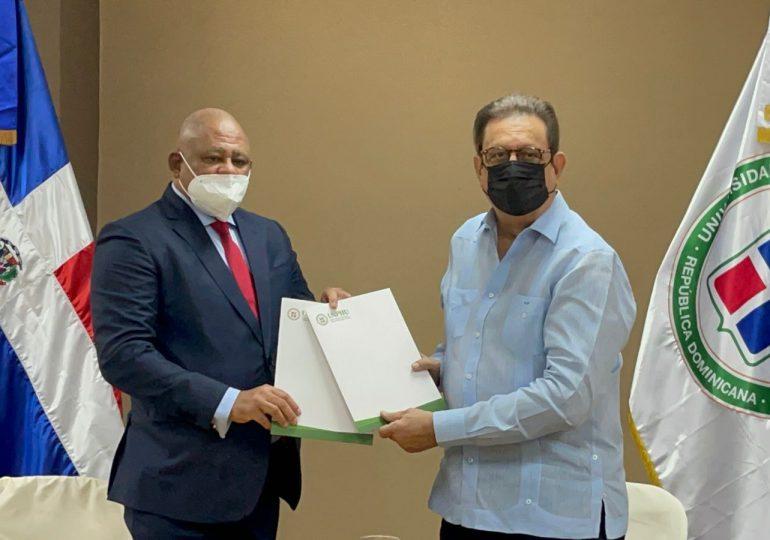 Conacoop y UNPHU firman convenio de colaboración interinstitucional