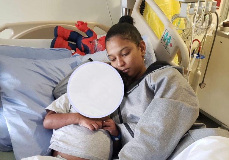 Madre solicita ayuda para que su hijo de tres años reciba un transplante de médula ósea