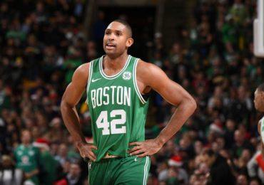 Al Horford de los Celtics da positivo por COVID-19