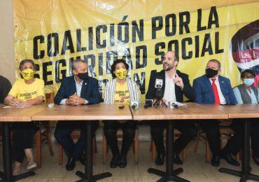 ARS salen ganando con resolución del Consejo Nacional Seguridad Social, afirma coalición