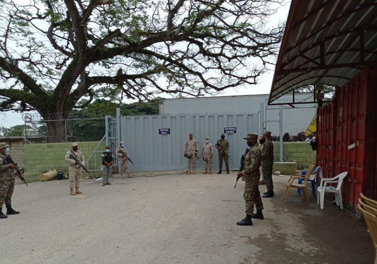 CESFRONT cierra y refuerza seguridad del paso fronterizo Carrizal