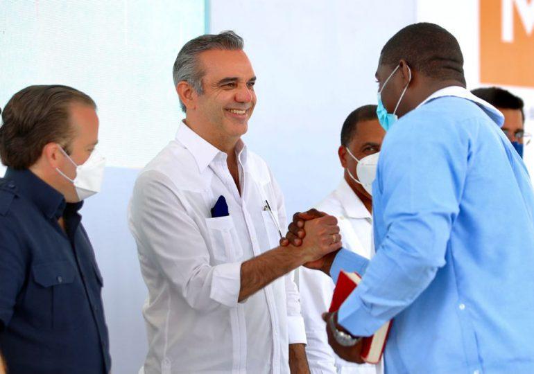 Presidente Abinader viaja este viernes a Cotuí