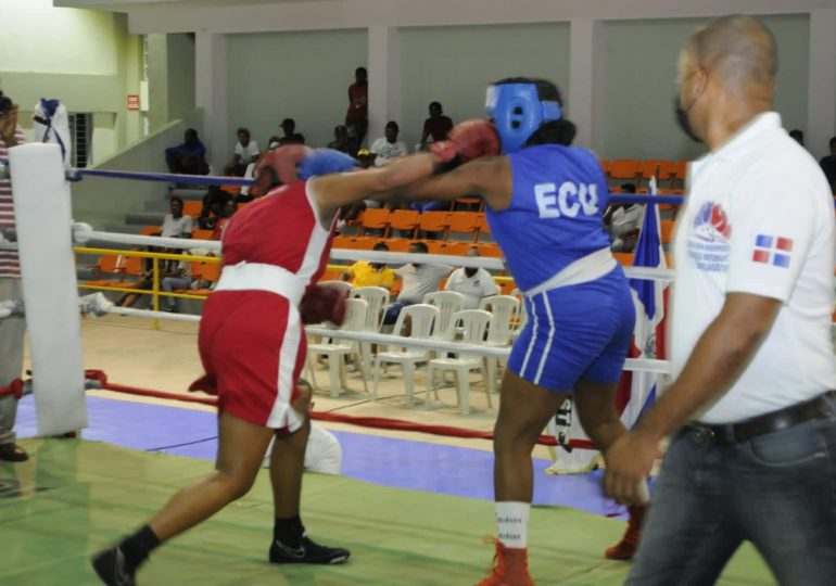 Dominicanos se destacan en  invitacional internacional de Boxeo en Sabana Grande de Boyá
