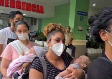 Cruz Jiminián anuncia jornada de salud y operativo quirúrgico a infantes hidrocefálicos