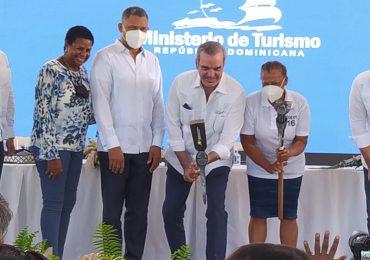 Turismo inicia obras por 170 millones de pesos en Las Galeras, Samaná