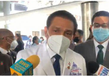 VIDEO| Ministro de Salud pide flexibilización para  personas que presentan tarjeta de vacunación y no cédula
