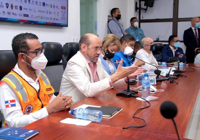 Defensa Civil prepara a instituciones públicas y privadas para Simulacro de Evacuación ante Terremoto