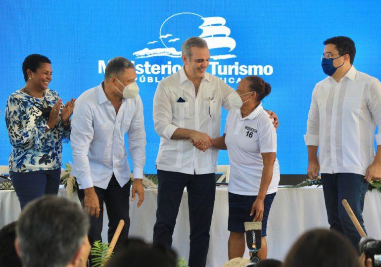 Gobierno invierte 176 millones de pesos para inicio de obras en Las Galeras