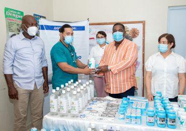 Gabinete de Política Social lleva  donación millonaria a San Cristóbal y Peravia