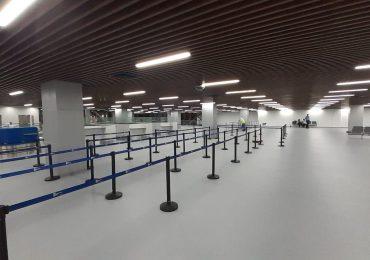 AERODOM pone en funcionamiento nueva área para procesos de seguridad y migración en AILA