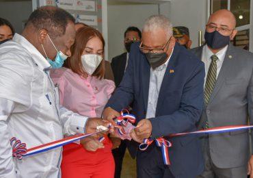 Dirección General de Pensiones inaugura oficina en La Romana