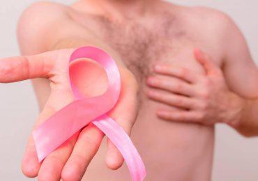 El cáncer de mama en hombres es un realidad