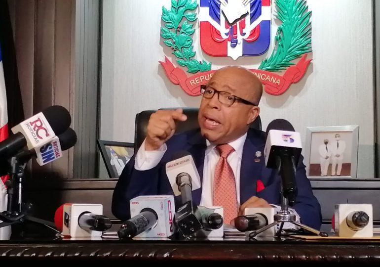 VIDEO | Alfredo Pacheco: Comunidad internacional ha sido irresponsable con el tema haitiano