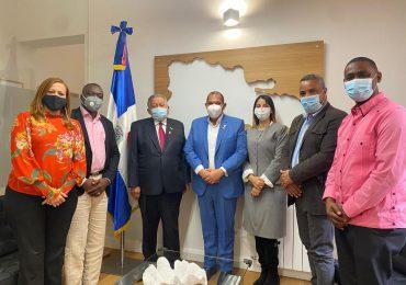 Alcalde de SDN desarrolla agenda de trabajo en España en busca de oportunidades para el municipio