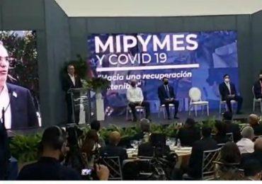 VIDEO | Abinader llama a colmados y a Mipymes a organizarse en cooperativas