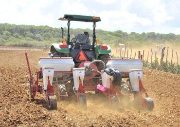 VIDEO | Ministerio de Agricultura siembra de 30 mil tareas de maíz en Puerto Plata