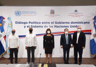RD y Sistema de Naciones Unidas realizan segundo diálogo político entorno a la END y ODS