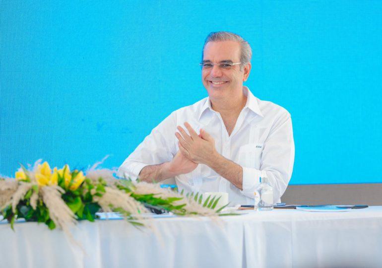 Presidente agotará agenda de trabajo en María Trinidad Sánchez y SD este fin de semana