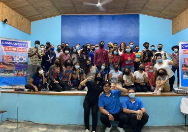 """Fraternidad Internacional de Jóvenes realiza """"campamento coreano"""" para incentivar liderazgo en  Santiago"""