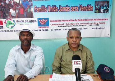 VIDEO  Comisión Ambiental rechaza construcción de una presa de Cola en Monte Plata