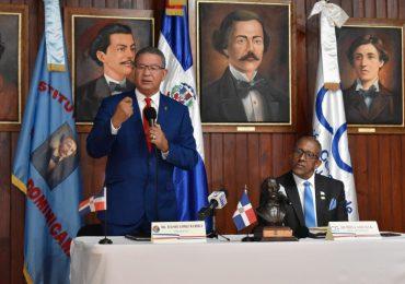 Instituto Duartiano y Digecog acuerdan fomentar ética y transparencia inspirados en Duarte