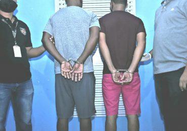 Capturan dos dominicanos en Samaná solicitados en extradición por Estados Unidos
