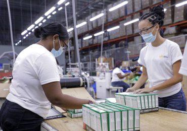 Zonas Francas e industrias mantienen impulso sostenido a la economía durante ocho meses