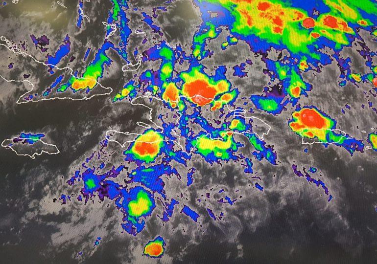 VIDEO|ONAMET pronostica fin de semana lluvioso; mantiene alerta para nueve provincias