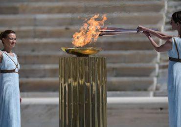 La llama olímpica será de nuevo encendida sin espectadores para los Juegos de invierno de Pekín
