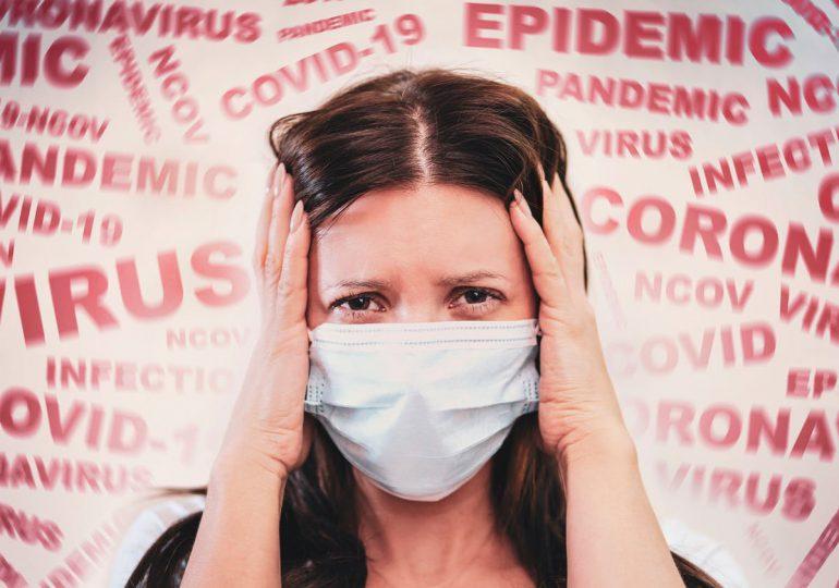 Los países que presentan más casos de depresión y ansiedad por la pandemia de COVID-19