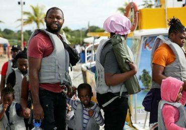 Red de Chile traficó con mil haitianos ilegales