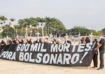 Comisión en Brasil revela fallas del Gobierno para enfrentar Covid-19