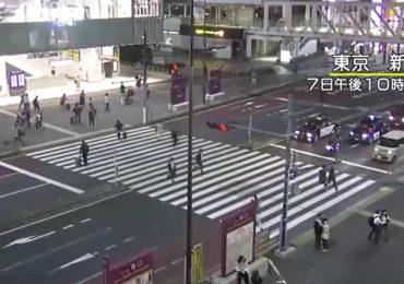 Un fuerte terremoto de magnitud 6,1 estremeció la región de Tokio
