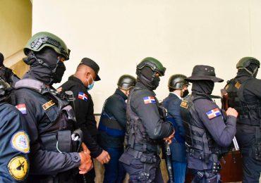 Aplazan audiencia de revisión obligatoria a implicados en Operación Medusa para el 29 de octubre