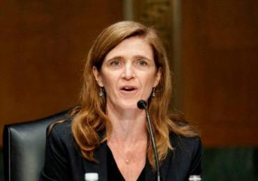 Presidente Abinader sostiene encuentro con Samantha Power administradora de USAID